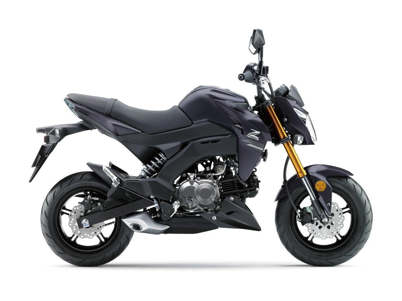 画像4: これが最後!? カワサキが原付二種スポーツバイク「Z125 PRO」の2021年モデルを発表!