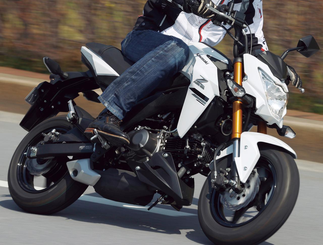 画像1: カワサキ「Z125 PRO」の車両解説&インプレはこちら - webオートバイ