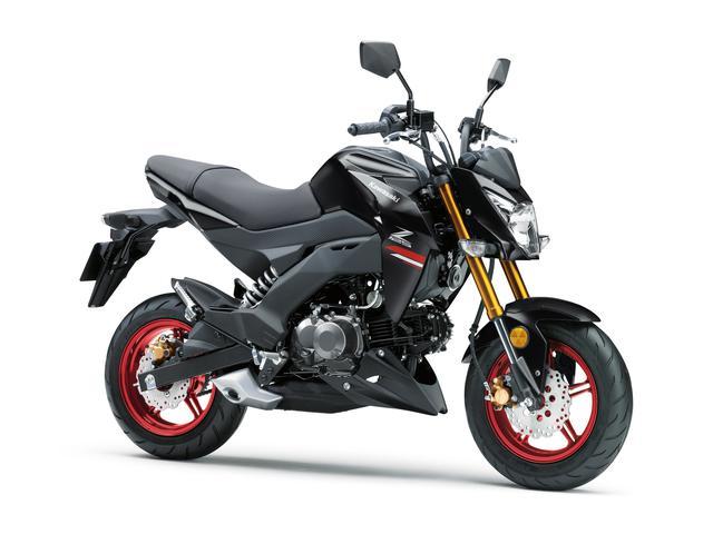 画像16: これが最後!? カワサキが原付二種スポーツバイク「Z125 PRO」の2021年モデルを発表!