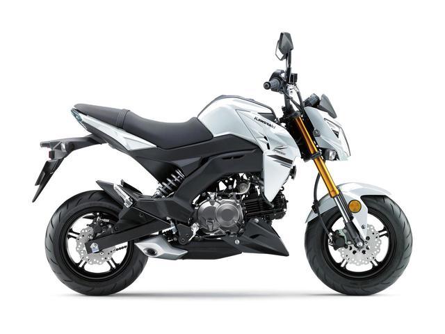 画像7: これが最後!? カワサキが原付二種スポーツバイク「Z125 PRO」の2021年モデルを発表!