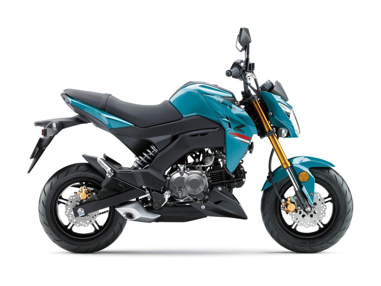 画像13: これが最後!? カワサキが原付二種スポーツバイク「Z125 PRO」の2021年モデルを発表!
