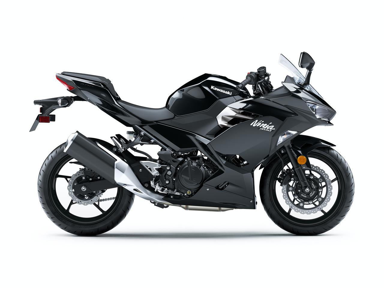 Images : 3番目の画像 - カワサキ「Ninja 400」シリーズ(2021年モデル)の写真をもっと見る! - webオートバイ