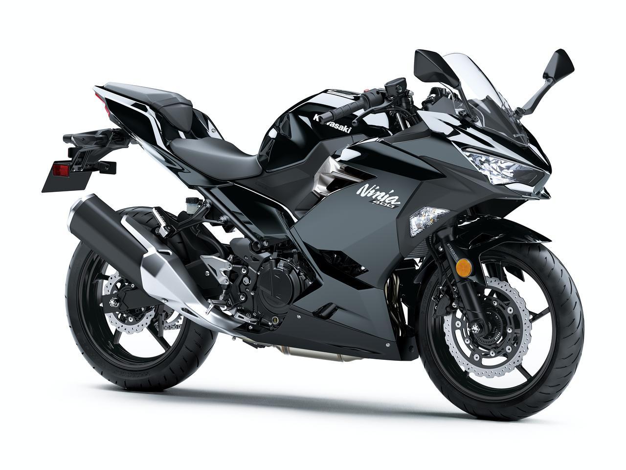 Images : 2番目の画像 - カワサキ「Ninja 400」シリーズ(2021年モデル)の写真をもっと見る! - webオートバイ