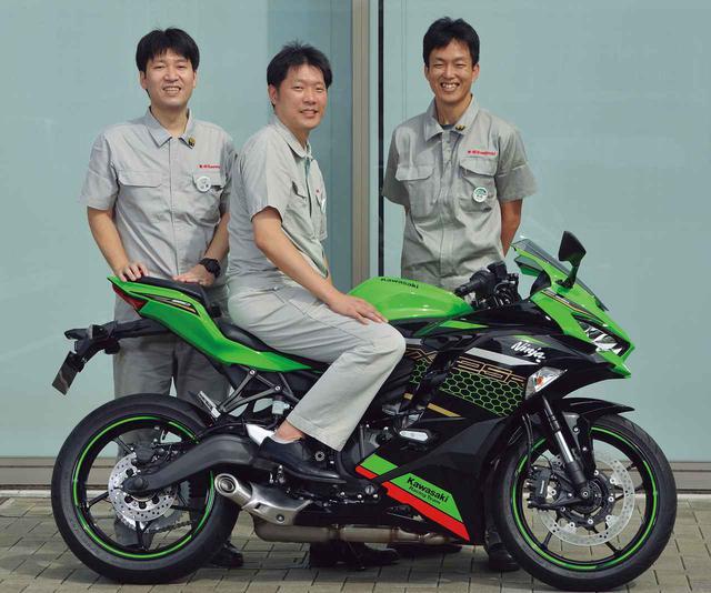 画像: 【開発者インタビュー】カワサキ「Ninja ZX-25R」が生まれた経緯、そして開発担当者の想いとは? - webオートバイ