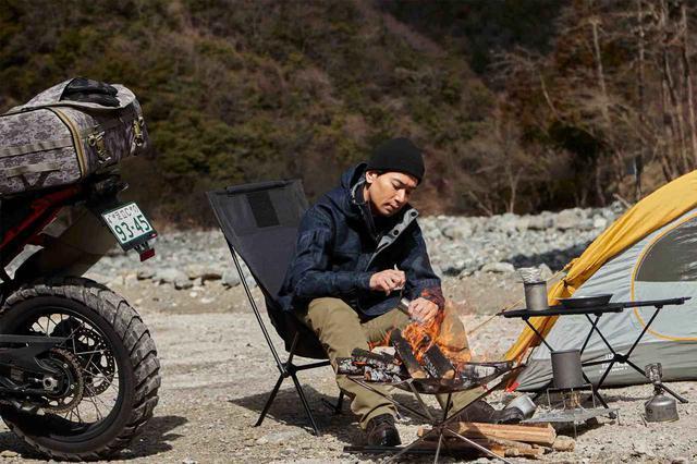 画像3: 透湿防水のゴアテックスなのにデニム⁉ ゴールドウインから登場した2020年秋冬の新作ジャケットに注目!