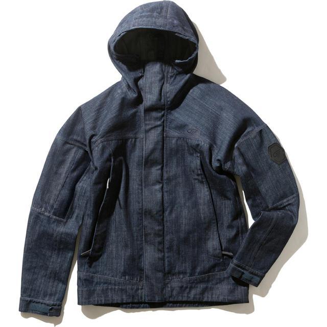画像1: 透湿防水のゴアテックスなのにデニム⁉ ゴールドウインから登場した2020年秋冬の新作ジャケットに注目!