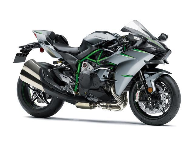 画像: Kawasaki Ninja H2 CARBON 総排気量:998cc エンジン形式:水冷4ストDOHC4バルブ並列4気筒 メーカー希望小売価格:税込363万円