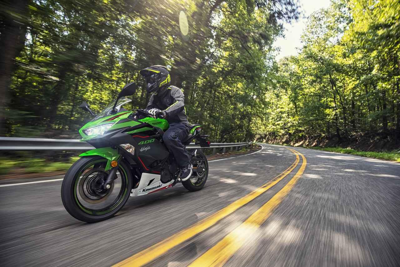 Images : 12番目の画像 - カワサキ「Ninja 400」シリーズ(2021年モデル)の写真をもっと見る! - webオートバイ