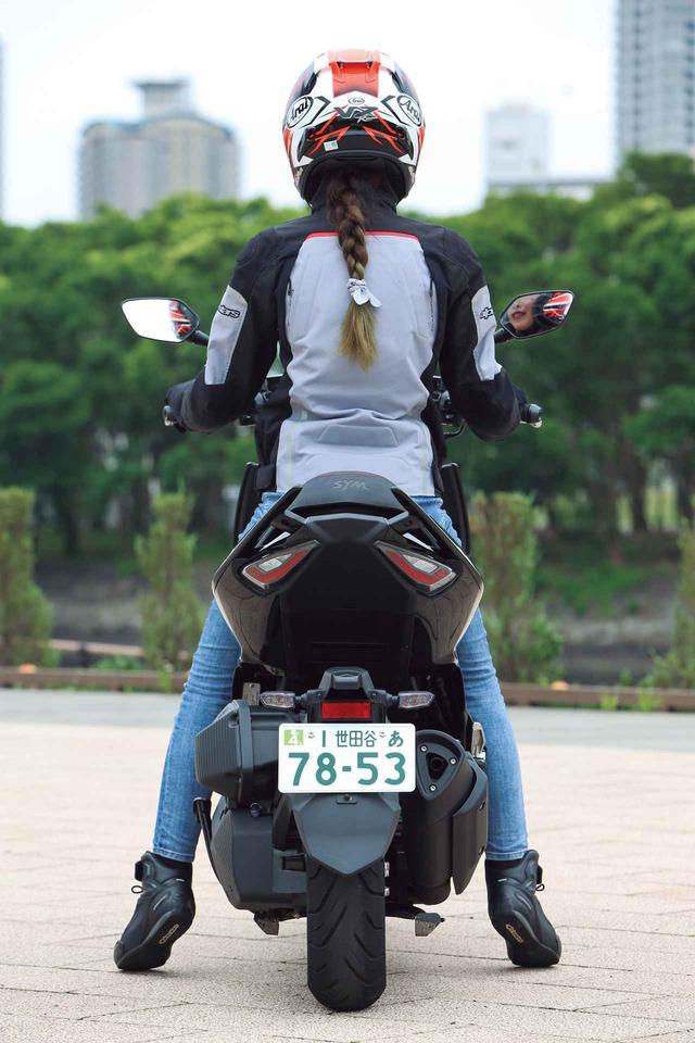 画像1: SYM「DRG BT」【試乗インプレ・車両解説】(2020年)台湾で大ヒット中の158ccスポーツスクーター、魅力は個性的なデザインだけではなかった!