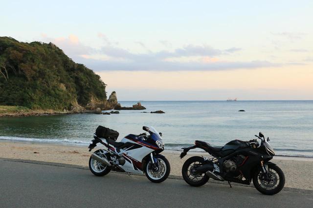 画像: 業務で借りたバイクは補償されない