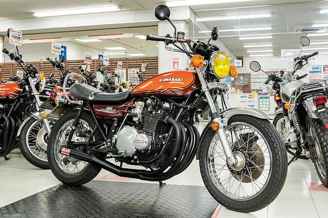 画像12: 「バイク王つくば絶版車館」で一生付き合う愛車を探す!