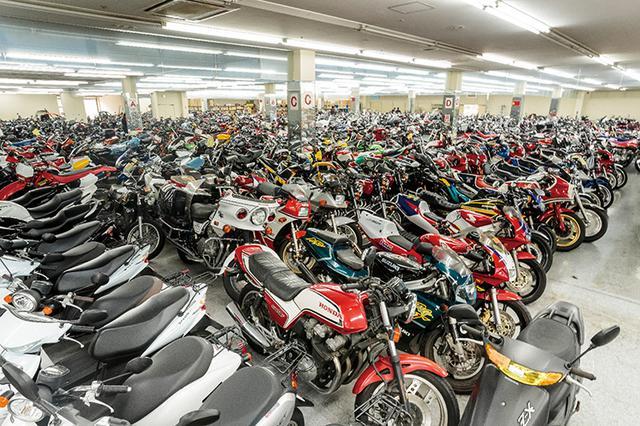 画像9: 「バイク王つくば絶版車館」で一生付き合う愛車を探す!