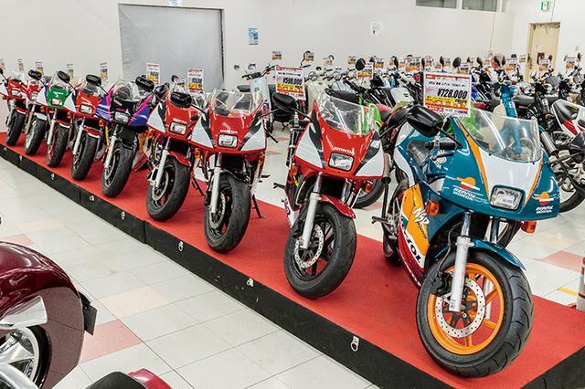 画像21: 「バイク王つくば絶版車館」で一生付き合う愛車を探す!