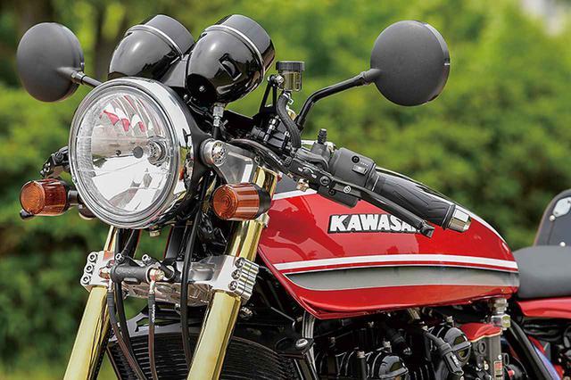 画像: ACサンクチュアリーKZ900(カワサキKZ900) | ヘリテイジ&レジェンズ|Heritage& Legends