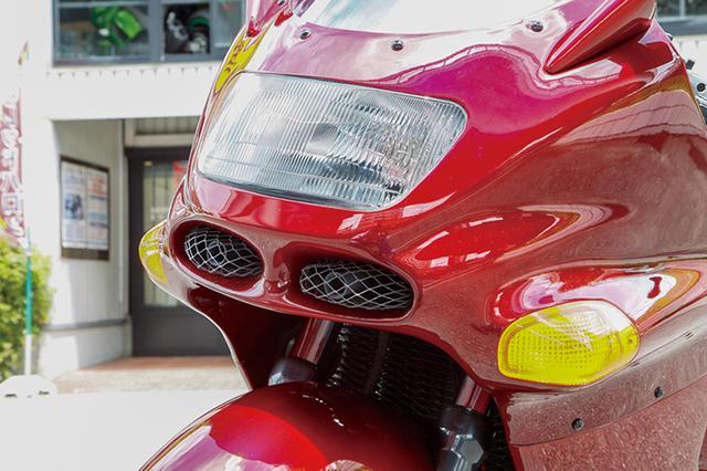 画像5: 〈絶版車インプレ〉カワサキ ZZR1100[D](1993年式)世界最速車でありながらフレンドリー【Heritage&Legends】