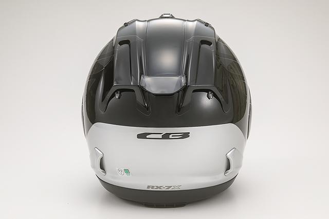 画像2: ホンダモーターサイクルジャパン『RX-7X CBフルフェイスヘルメット』