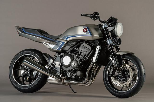 画像: ホンダCB-Fコンセプト(Honda CB-F Concept) | ヘリテイジ&レジェンズ|Heritage& Legends