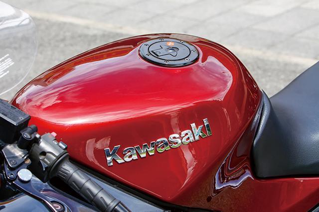 画像8: 〈絶版車インプレ〉カワサキ ZZR1100[D](1993年式)世界最速車でありながらフレンドリー【Heritage&Legends】