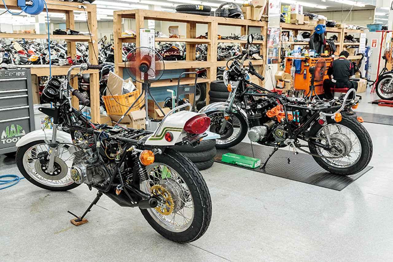 画像8: 「バイク王つくば絶版車館」で一生付き合う愛車を探す!