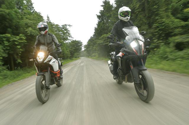 画像: ダカール連覇マシンのDNAを受け継ぐ最強のアドベンチャー 走る場所を選ばない2台のKTM 1290 SUPER ADVENTURE S・1090 ADVENTURE R - webオートバイ