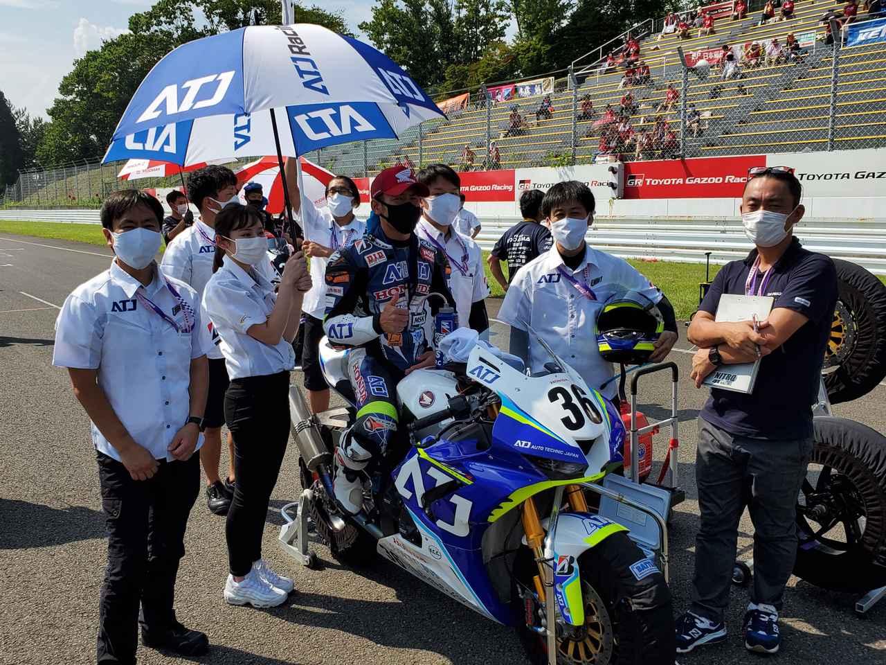 Images : 8番目の画像 - 「60枚以上の写真でお届け! ファンの皆さんも熱かった全日本ロードレースSUGO大会!(大関さおり)」のアルバム - webオートバイ