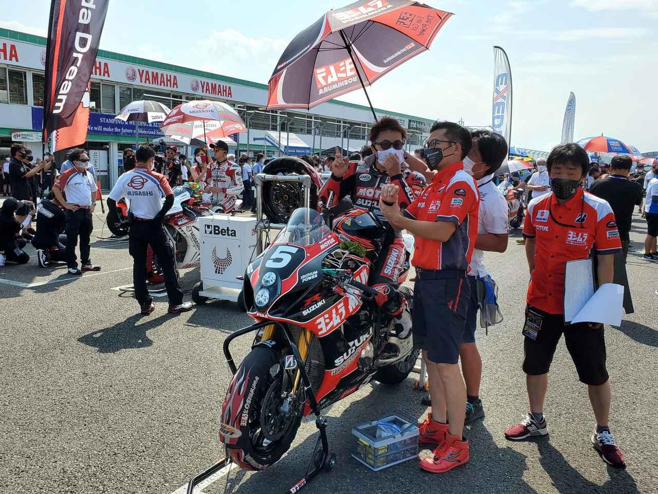 Images : 4番目の画像 - 「60枚以上の写真でお届け! ファンの皆さんも熱かった全日本ロードレースSUGO大会!(大関さおり)」のアルバム - webオートバイ