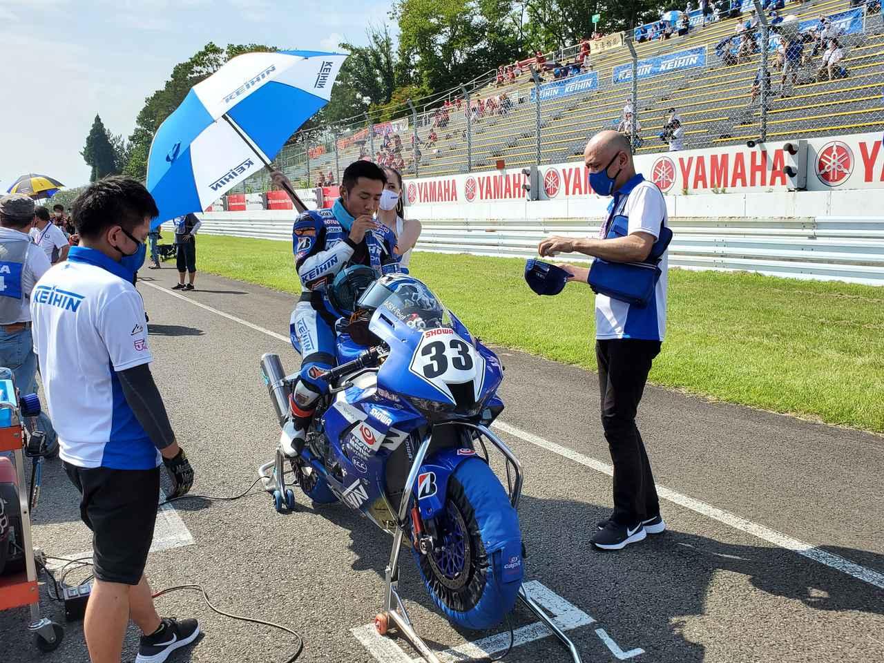 Images : 7番目の画像 - 「60枚以上の写真でお届け! ファンの皆さんも熱かった全日本ロードレースSUGO大会!(大関さおり)」のアルバム - webオートバイ