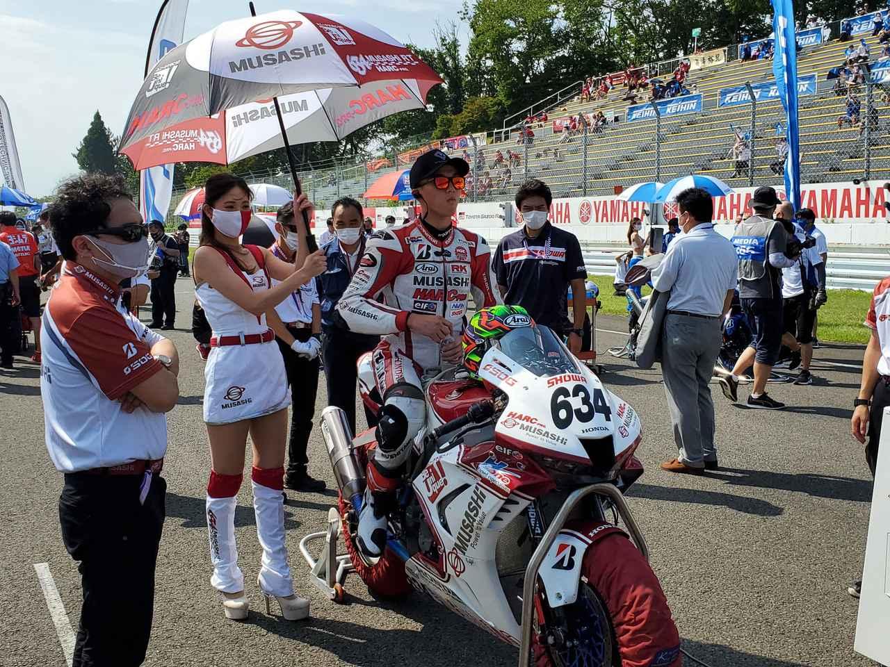 Images : 5番目の画像 - 「60枚以上の写真でお届け! ファンの皆さんも熱かった全日本ロードレースSUGO大会!(大関さおり)」のアルバム - webオートバイ
