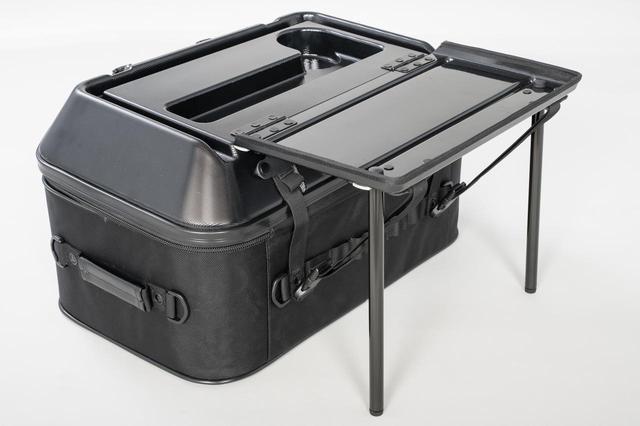 画像: キャンプツーリング初心者にもおすすめのシートバッグ