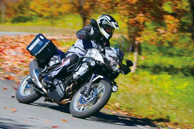 画像: 【試乗インプレ】カワサキ ヴェルシスX250ツアラー- webオートバイ