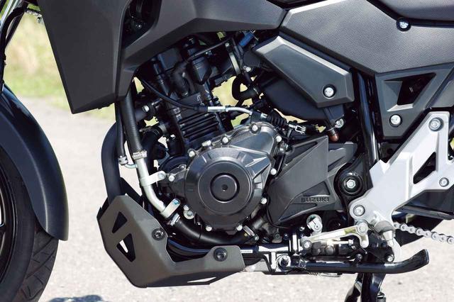 画像: エンジンは発進から90km/hにおいて優れた加速性能を発揮するカムプロフィールに。