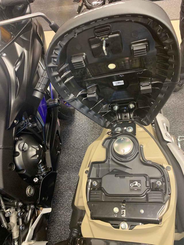 画像1: 原付二種の人気モデル、CT125 ハンターカブがやってきた!