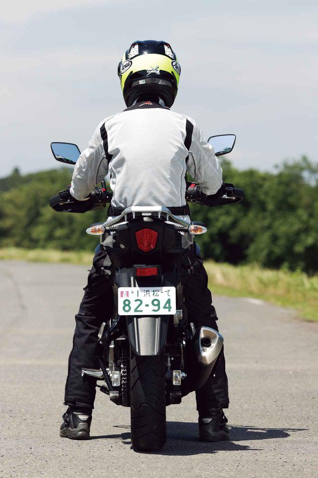 画像2: スズキ「Vストローム250 ABS」