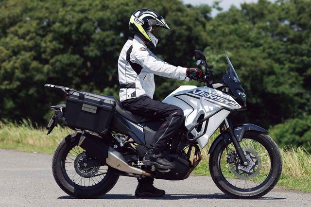 画像1: カワサキ「ヴェルシスX 250ツアラー」