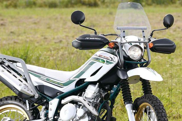 画像: 生産終了となったヤマハ「セロー250」/偉大なマウンテントレールにしかできないこと【試乗インプレ・車両解説】 - webオートバイ