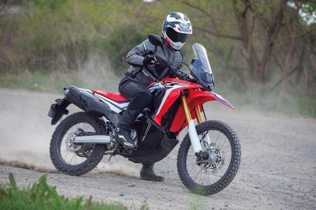 画像: 【試乗インプレ】ホンダ CRF250ラリー - webオートバイ