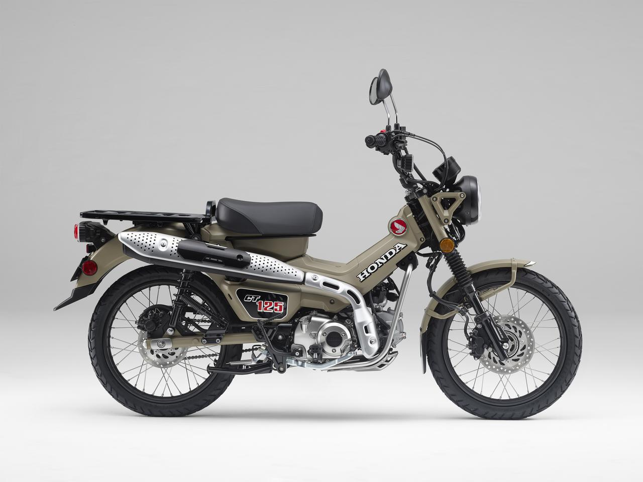 Images : 2番目の画像 - ホンダ「CT125・ハンターカブ」 - LAWRENCE - Motorcycle x Cars + α = Your Life.