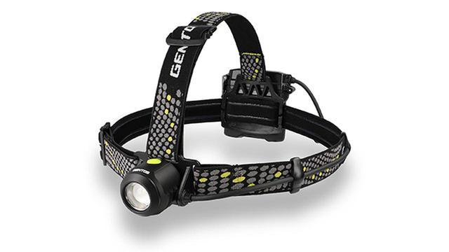 画像: 小型でタフ、充電池と乾電池が使えるヘッドライト! ジェントスがアルミボディの「MM-285H」を発売 - webオートバイ