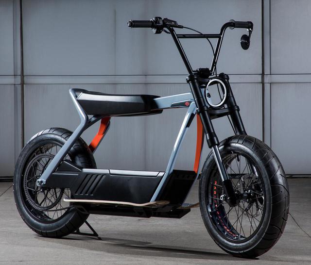 画像: ハーレーダビッドソンが電動モデルを続々発表 - webオートバイ