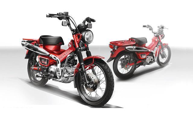 画像1: バイク本来の楽しさを自然と共生しながら味わう