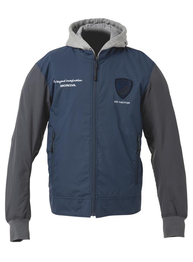 画像3: 1着で5通りの着回しができる! ホンダの2020年秋冬ウエア「マーキュリアル マルチウェイジャケット」に注目!