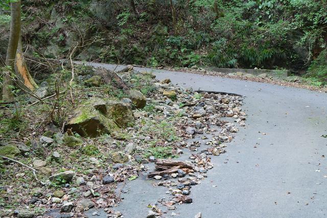 画像3: 目的地は渓流だ。