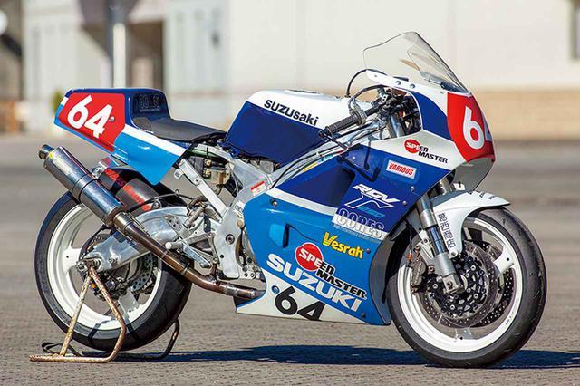 画像2: 現代4スト250ccスポーツ的作りの2気筒レーサー
