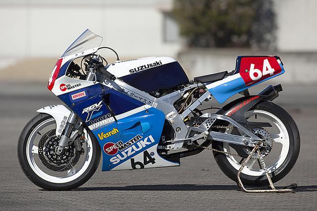 画像1: 現代4スト250ccスポーツ的作りの2気筒レーサー