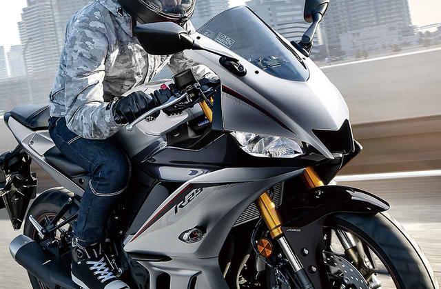 画像: ヤマハ「YZF-R25/ABS」「YZF-R3 ABS」2020年モデルのカラー情報 - webオートバイ