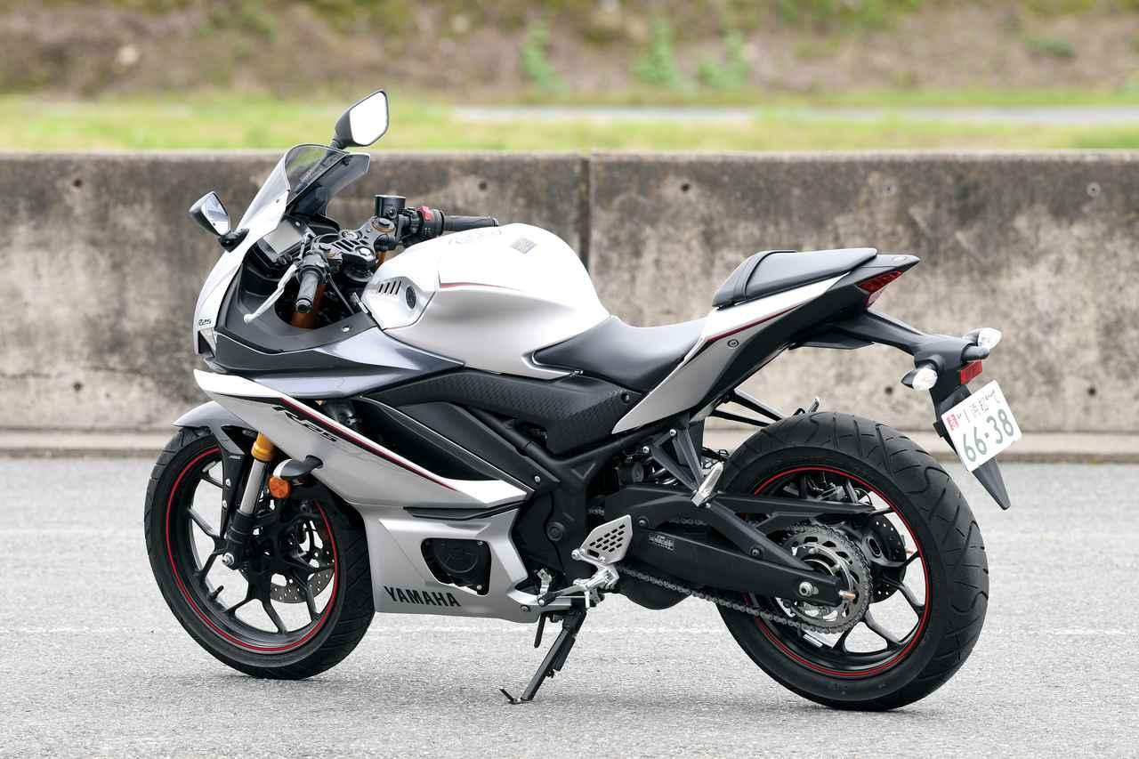 Images : 2番目の画像 - ヤマハ YZF-R25 ABS - webオートバイ