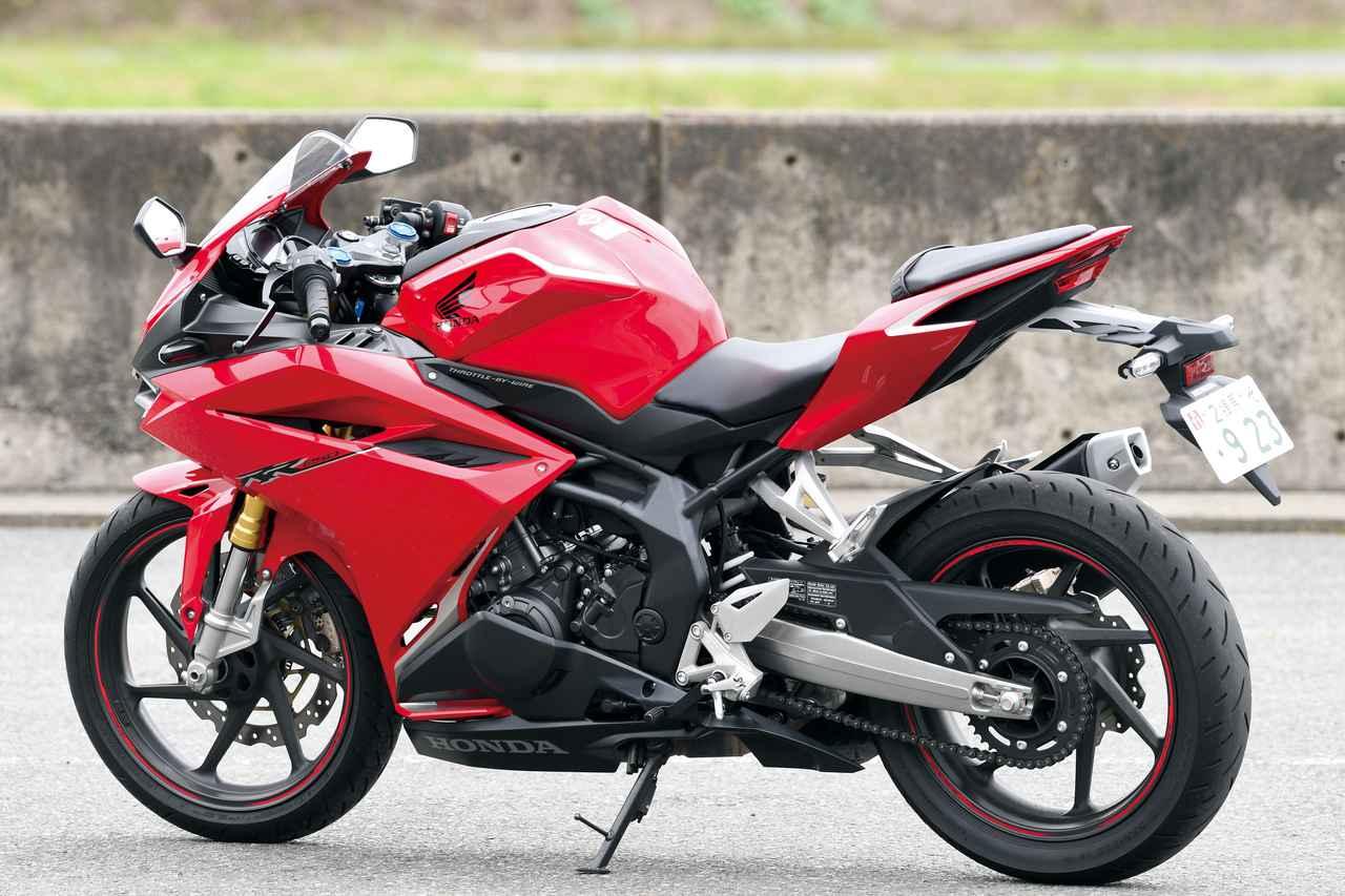 Images : 1番目の画像 - ホンダ CBR250RR(2019年モデル) - webオートバイ