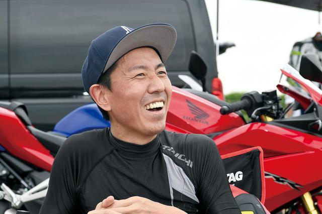 画像1: 【ホンダ CBR250RR 編】チュートリアル福田充徳さんが250ccスポーツバイクを乗り比べ!〈サーキット試乗インプレ〉