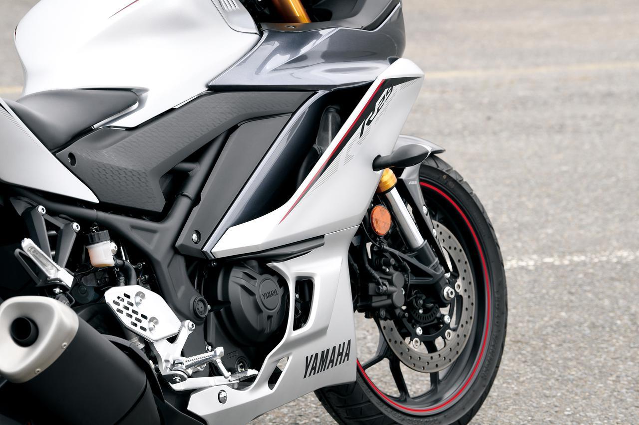 Images : 6番目の画像 - ヤマハ YZF-R25 ABS - webオートバイ