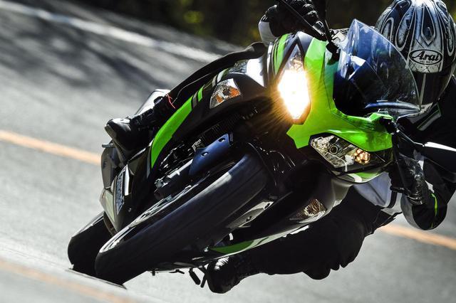 画像: カワサキ Ninja250「誰だってカッコ良いバイクが欲しい」【カメラマン柴田直行/俺の写真で振り返る平成の名車】第23回(撮影2016年) - webオートバイ